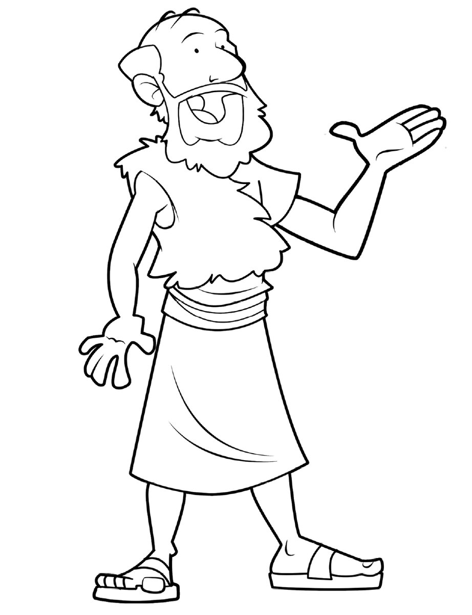 Elisha And The Chariots Of Fire Coloring Pages Sketch