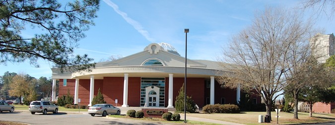 "<span class="""" style=""display:block;clear:both;height: 0px;border-top-width:0px;border-bottom-width:0px;""></span>Faulkner University Church<span class="""" style=""display:block;clear:both;height: 0px;border-top-width:0px;border-bottom-width:0px;""></span>"