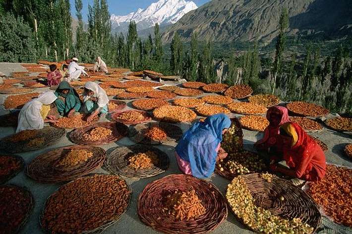 Image result for hunza people