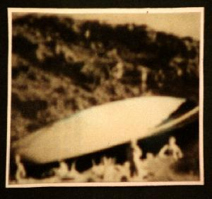 Roswell Alien Spacecraft