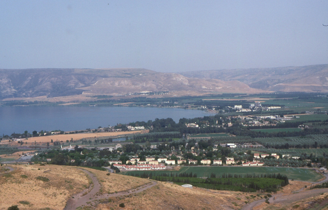 Picture of the Sea of Galilee