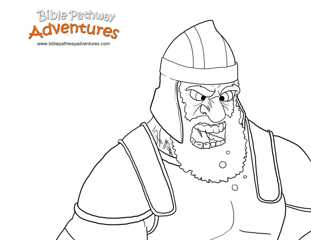 Coloring pages king nebuchadnezzar dream