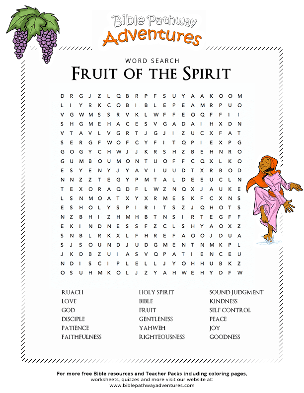 Fruits In Spanish Worksheet