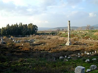 Considerada una de las siete maravillas del mundo antiguo, el Templo de Artemisa de Efeso, estaba dedicado a la diosa de la caza
