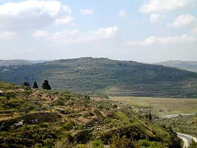 La colina de Samaría