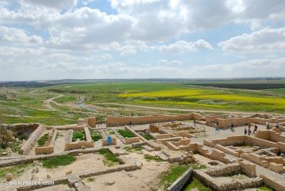 Beersheba BiblePlacescom