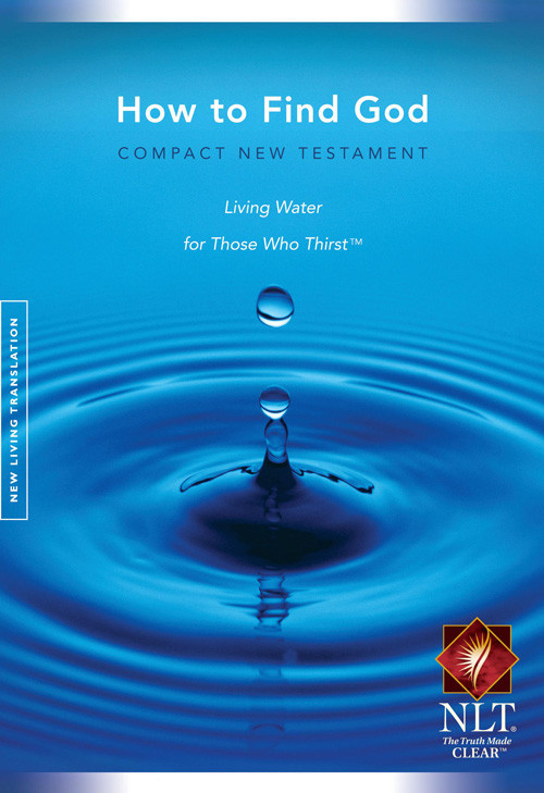 Bibles At Cost  How to Find God Living Water for Those