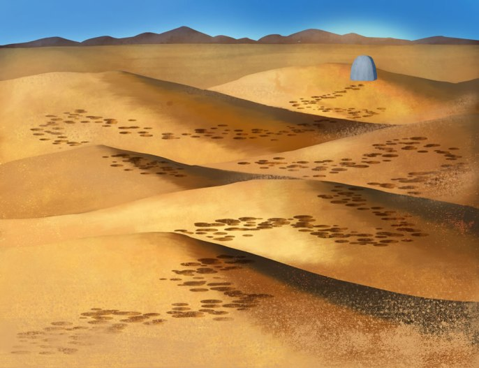 Storyboard 5: Wandering