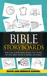 Bible StoryBoards cover