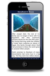 Bible StoryBoards App