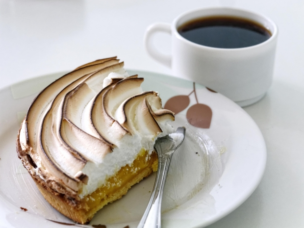 As Easy as Pie and Coffee