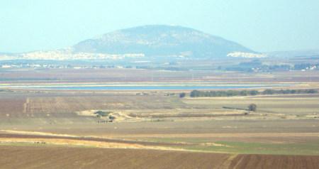 Valley of Megiddo - Jezreel