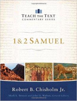 1&2 Samuel Teach the Text Commentary Series