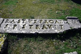 Erastus inscription in Corinth