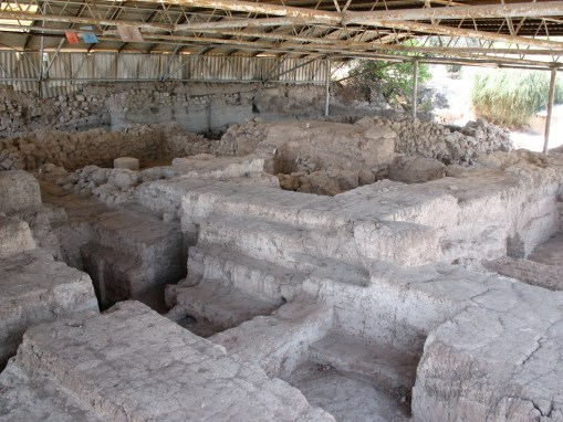 Temple at Tel-Qasile