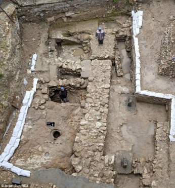 Another 1st century house has been discovered in the recent excavations in Nazareth.