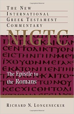 Richard N. Longenecker's commentary on Romans is available at Amazon USA / UK