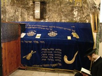 The traditional site of David's tomb on Mount Zion dates no earlier than the early Islamic period.