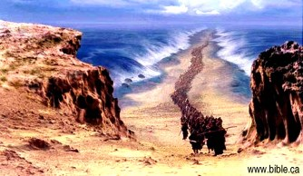 Davis argues that it is possible for a large number of Israelites (i.e., 2 million) to cross the Red Sea