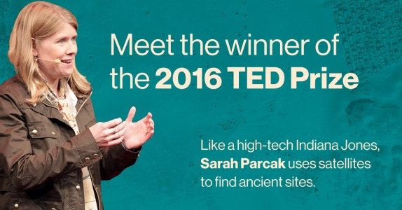 Dr. Sarah Parcak's satellite method may transform the field of archaeology.