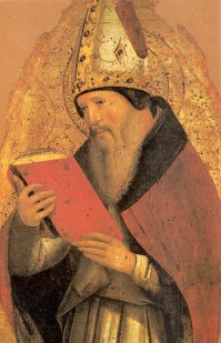 The influential theologian Augustine developed a system of meaning for certain numbers.