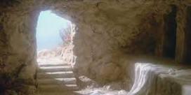 Jesus' grave clothes