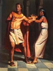 Joseph resists
