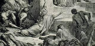Famine effecting Israelite diet