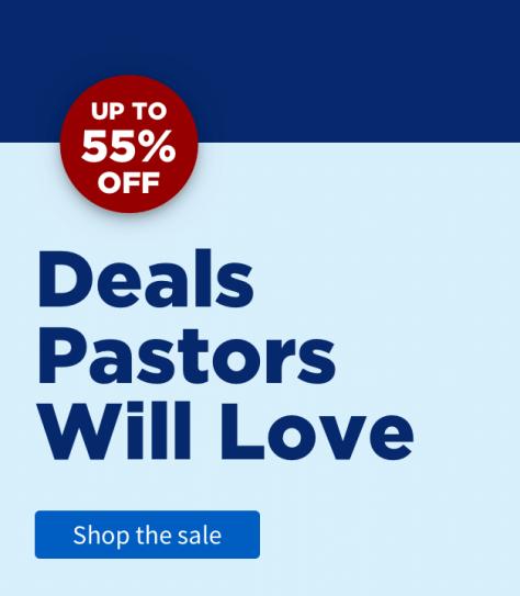 Pastor's Appreciation Month
