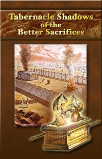 """Tabernáculo Sombras dos """"Melhores Sacrifícios"""""""