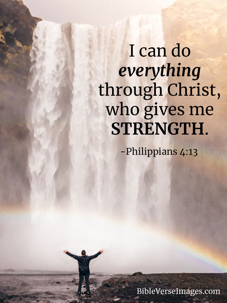 Love Wallpaper Quotes For Him Bible Quote Philippians 4 13 Bible Verse Images