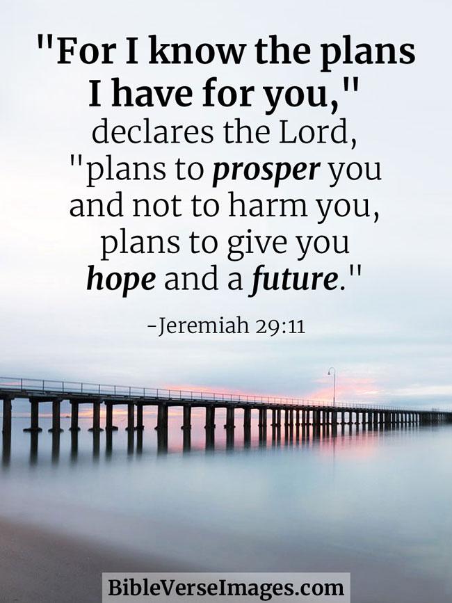 Inspirational Quotes For Desktop Wallpaper Jeremiah 29 11 Best Bible Verse Bible Verse Images