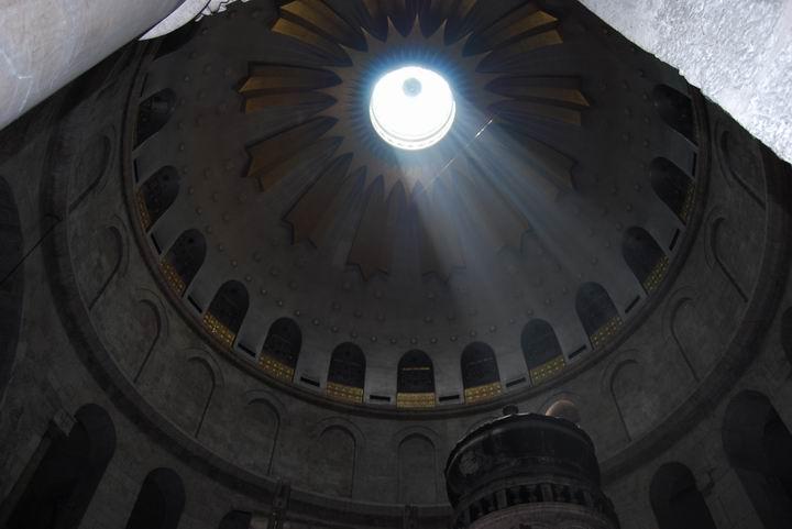Holy Seplucher: The Rotunda