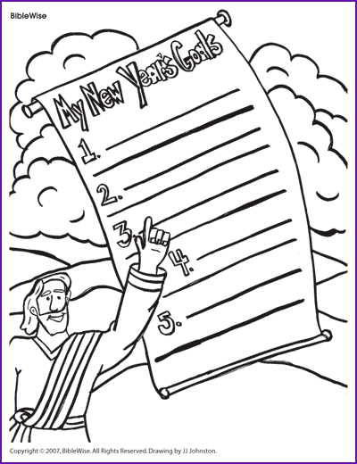 Biblewise Coloring Pages Coloring Pages