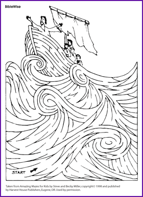 Jonah Biblewise Coloring Pages Coloring Pages