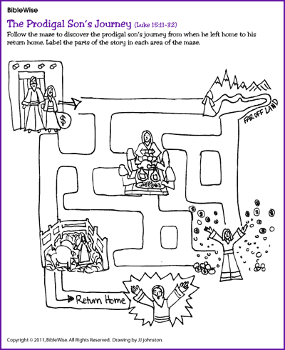 Lost Coin Parable Coloring Page Sketch Coloring Page
