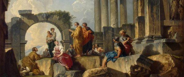 Apostle Paul in Ephesus