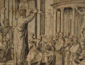 Apostle Paul in the Hall of Tyrannus