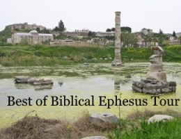 Best of Biblical Ephesus Tour