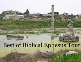 Best of Biblical Ephesus Tour