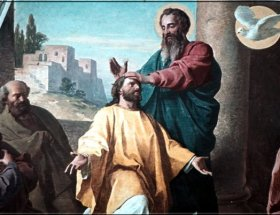 Conversion of Timothy by Apostle Paul