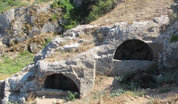 Grotto of Seven Sleepers in Ephesus