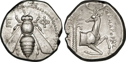 Coin Minted in Ephesus