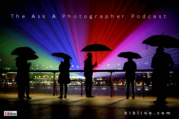 Submit a question to the Ask a Photographer Podcast