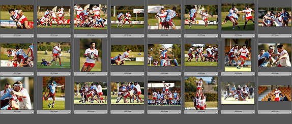 Using Photo Mechanic To Cull Your Photos