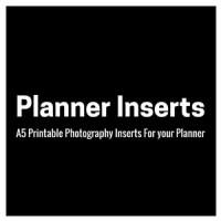 Planner Inserts
