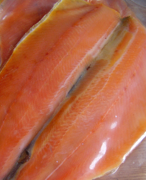 Old Millbank Smokehouse Smoked Trout