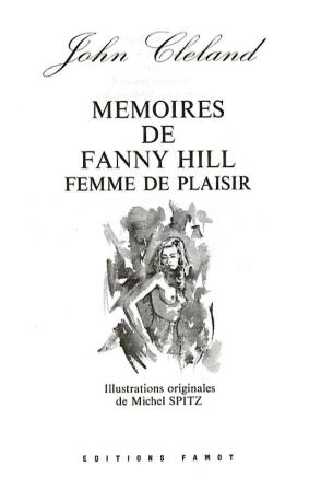 Fanny Hill  BiblioCuriosa