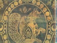 Sasanian Silk