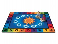Carpets for Kids Sunny Day Reading Carpet - Biblio RPL Lte
